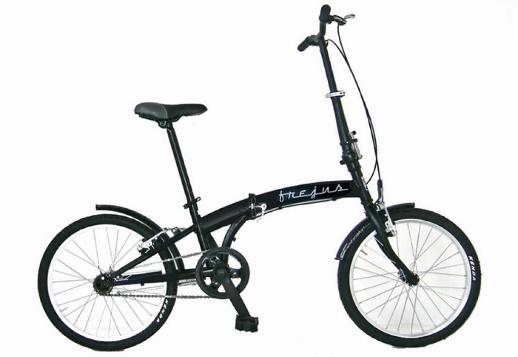 "Bici Pieghevole 20"" Flexi City Bike"