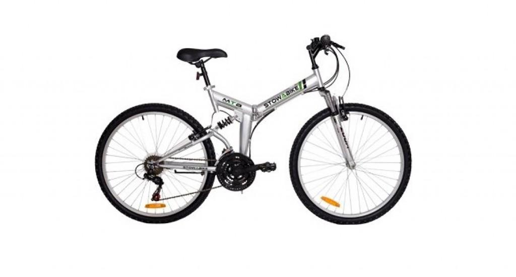 Stowabike Bicicletta Terreno Pieghevole