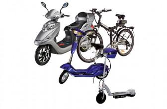 La differenza tra bicicletta e scooter elettrico